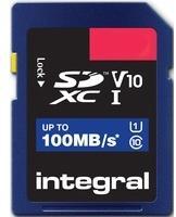 Integral High-Speed V10 SDHC 32GB
