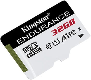 Kingston Endurance microSDHC Card 32GB
