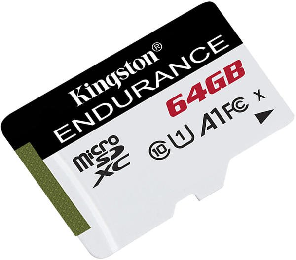 Kingston High Endurance microSDXC 64GB