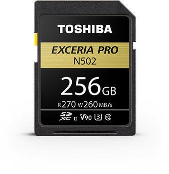 Toshiba Exceria Pro N502 SDXC 256GB