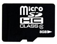 takeMS microSDHC 8GB Class 6