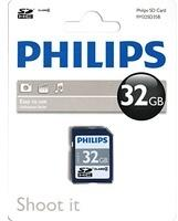 Philips microSDHC 32GB Class 4 (FM32SD35B/10)