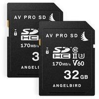 Angelbird SDXC 32GB Class 10 UHS-II
