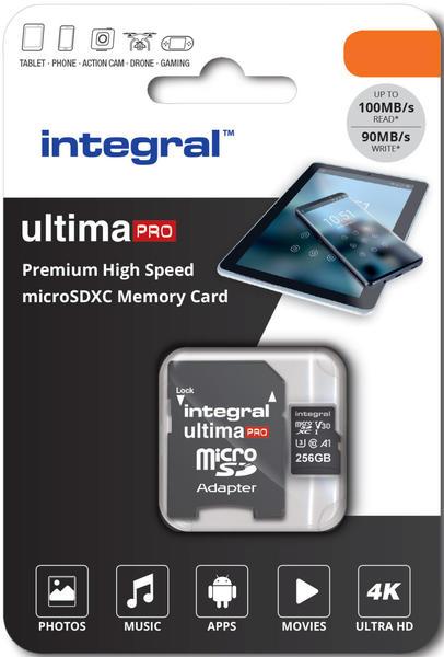 Integral ultimaPRO U3 V30 microSDHC 32GB