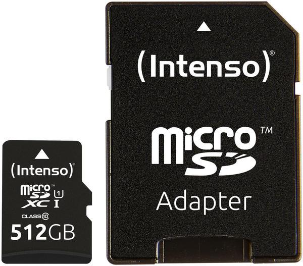 Intenso UHS-I Premium microSDXC 512GB