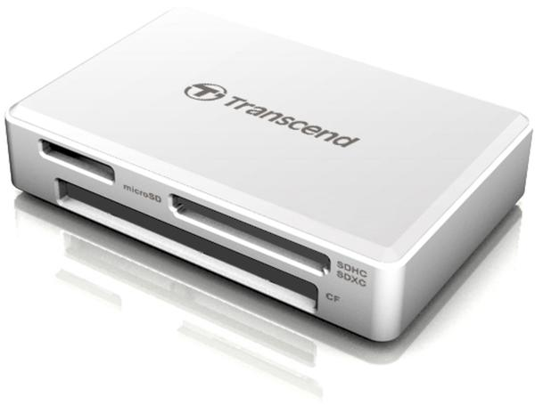 Transcend F8 USB 3.0 (white)