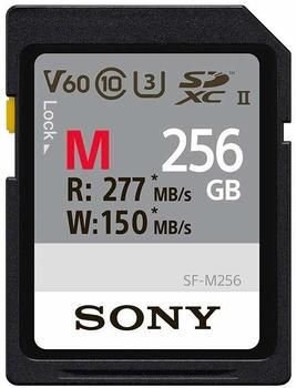 Sony SDXC UHS-II 256GB (SF-M256)