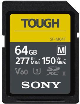 Sony SF-M TOUGH SDXC 64GB