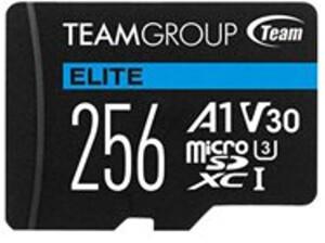 team-group-team-elite-a1-flash-speicherkarte-sd-adapter-inbegriffen-256-gb-a1video-class-v30uhs-i-u3-microsdxc