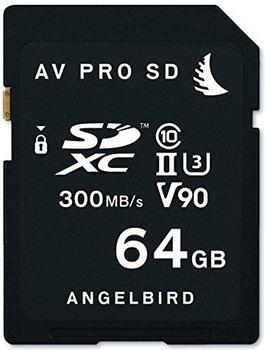 Angelbird SDXC 64GB Class 10 UHS-II V90