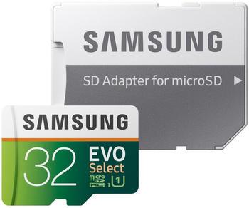 Samsung EVO Select microSDHC 32GB