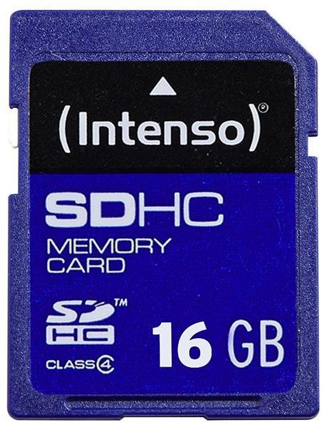 Intenso SDHC 16GB Class 4 (3401470)