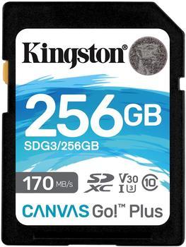Kingston Canvas Go! Plus SDXC 256GB