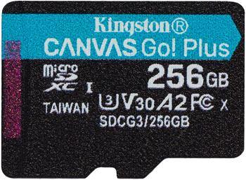 Kingston Canvas Go! Plus microSDXC 512GB (Adapter)