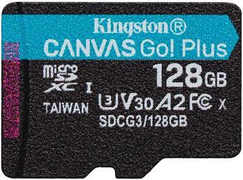 Kingston Canvas Go! Plus microSDXC 128GB
