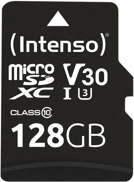 Intenso Professional microSDXC Class 10 64GB