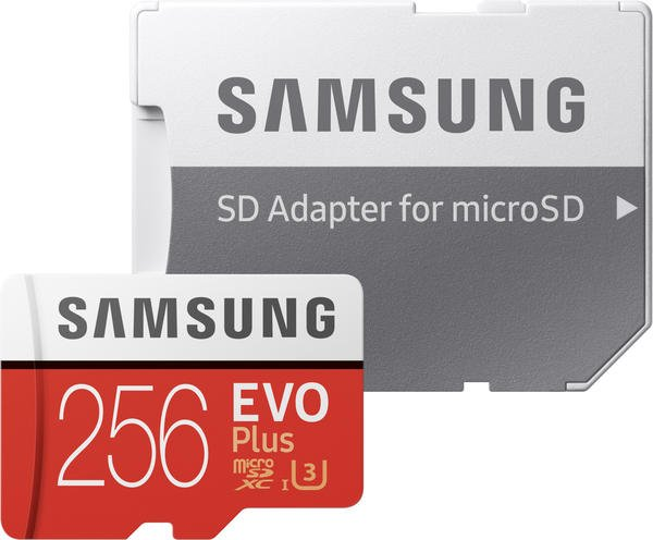 Samsung microSDXC EVO Plus (2020) 256GB