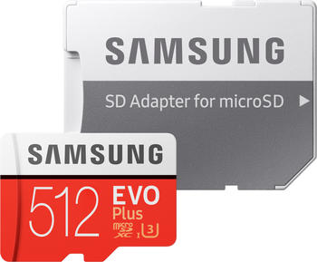 Samsung microSDXC EVO Plus (2020) 512GB