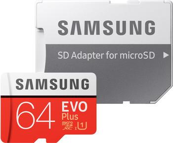 Samsung microSDXC EVO Plus (2020) 64GB