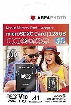 agfaphoto-128gb-microsdxc-karte-class10-inkl-sd-adapter-v30-a1-100mbs