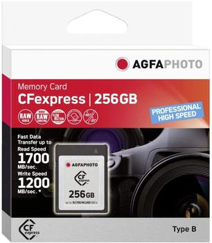 AgfaPhoto Professional High Speed CFexpress 256GB