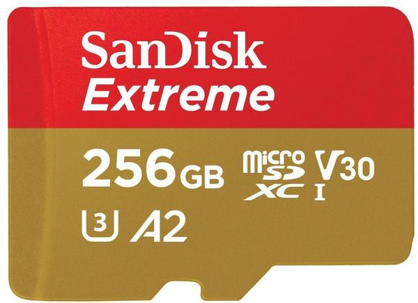 SanDisk Extreme 256GB Mobile Gaming