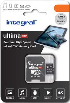 Integral ultimaPRO U3 V30 microSDXC 256GB