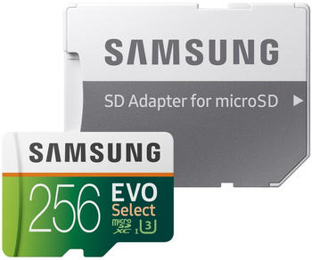 Samsung EVO Select microSDXC 256GB
