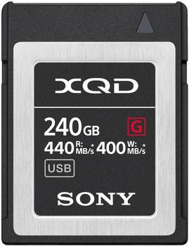 Sony XQD G Series 240GB (QDG240F)