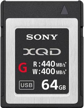Sony XQD 64GB (QD-G64F)
