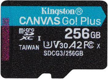 Kingston Canvas Go! Plus microSDXC 256GB