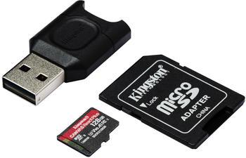 Kingston Canvas React Plus microSDXC 128GB