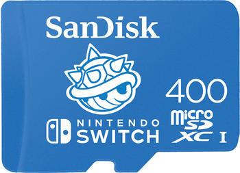 SanDisk microSDXC for Nintendo Switch (400GB)