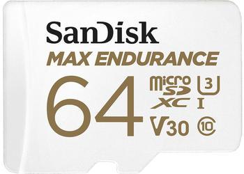 SanDisk Max Endurance microSDXC 64GB
