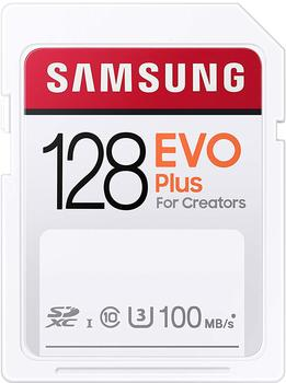 Samsung EVO Plus 128 GB SDHC UHS-I Klasse 10