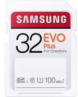 Samsung EVO Plus 32 GB SDHC UHS-I Klasse 10