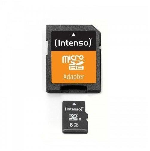 Intenso microSDHC 8GB (3403460)