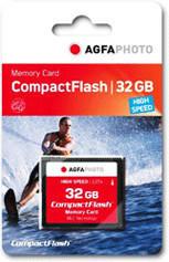 AgfaPhoto Compact Flash High Speed 32GB 120x (10435)