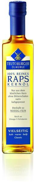 Teutoburger Ölmühle Raps-Kernöl vielseitig Classic (500ml)