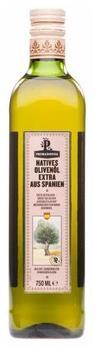 Lidl Primadonna Natives Olivenöl extra
