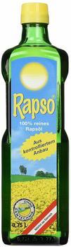 Rapso 100% reines Rapsöl (750ml)