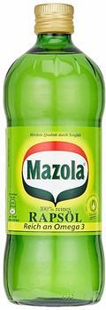 Mazola 100% reines Rapsöl (750ml)