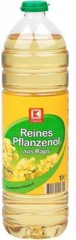 K-Classic Reines Pflanzenöl aus Raps 1.000 ml