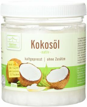 Danlee Kokosnussöl nativ (500ml)
