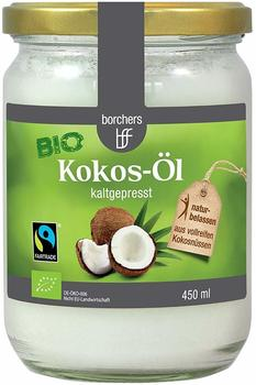 Borchers Bio Kokosöl kaltgepresst (450 ml)