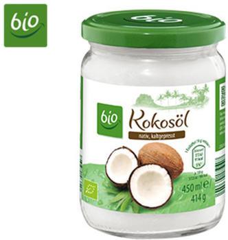 Aldi Süd Bio Kokosöl Bio Nativ 450 ml