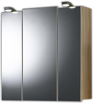Posseik Spiegelschrank Sonoma Eiche (5423 14)