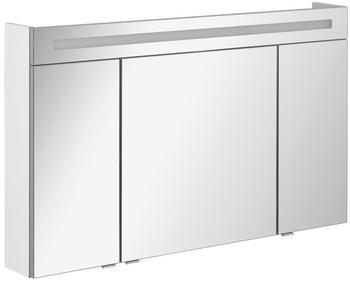 Fackelmann B.clever LED 120x71cm weiß Spiegelschrank (82983)