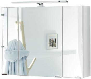 Posseik Spiegelschrank weiß