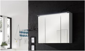 BEGA Spiegelschrank 80 cm weiß